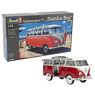 Revell 07399 VW Samba Bus Model Kit
