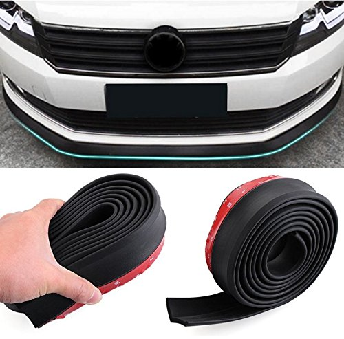 9-moon-car-rubber-front-bumper-guard-lip-spoiler-edge-strip-protection-fit-most-car-like-ford-focus-