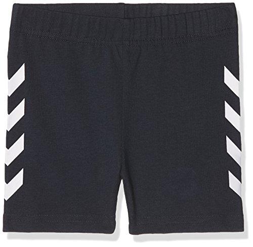 Hummel Mädchen Hml Kirsch Tight Shorts, Total Eclipse, 128
