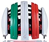 Carrera Radsport - Helm Foldab GTE, Italien Flag, 55 - 58, E004655IT5558