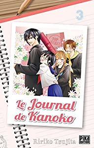 Le Journal de Kanoko Edition simple Tome 3