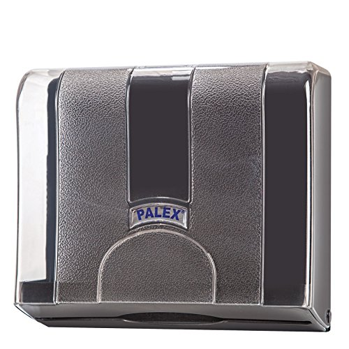 Palex Z-Fold - Dispensador de toallas de papel