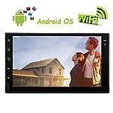7' 6.0 autoradio dello schermo di tocco di navigazione GPS per Android Radio Receiver No DVD 2 DIN capo unit¨¤ di supporto Bluetooth, Specchio Link, SWC, Dual Cam-IN, 3G / 4G Dongle, OBD2