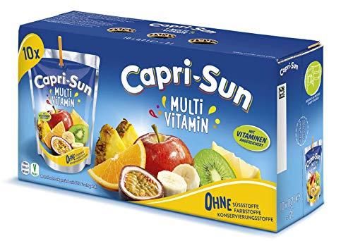Capri-Sun Multivitamin, 4er Pack (10 x 200 ml)
