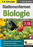Stationenlernen Biologie 7/8