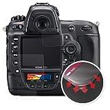 atFoliX Anti-Casse Protecteur d'écran Convient pour Nikon D3s Anti-Choc Film...