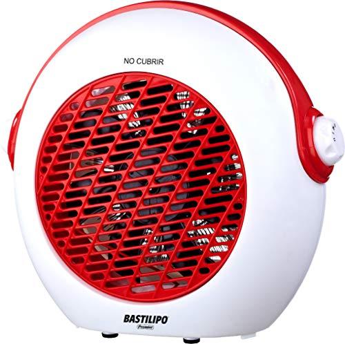 Bastilipo-TVC-2000R-TERMOVENTILADOR-10002000W-TVC-2000R-Muy-silencioso-Sistema-de-7-aspas-Funcin-de-Aire-Fresco-para-Verano-Dispositivo-antivuelco-termostato-Regulable-Color-Rojo-1