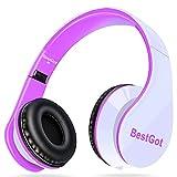 Best Headphones For Children - BestGot Headphones Over Ear Kids girls Headphones Review