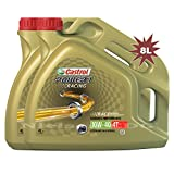 Castrol Power 1 Racing 4T 10W40 - Aceite de Motor para Motocicleta