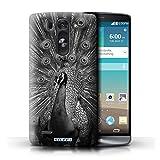 Stuff4 Phone Case for LG G3 S (Mini)/D722 Mono Zoo Animals