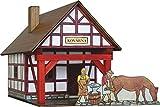 Walachia Forge à colombage en bois Kit de construction Maquette Échelle 1/ LGB 1:32