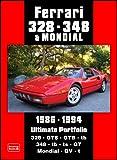 Ferrari 328, 348, Mondial 1986-1994 Ultimate Portfolio
