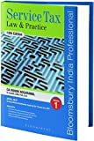 Services Tax:  Law & Practice