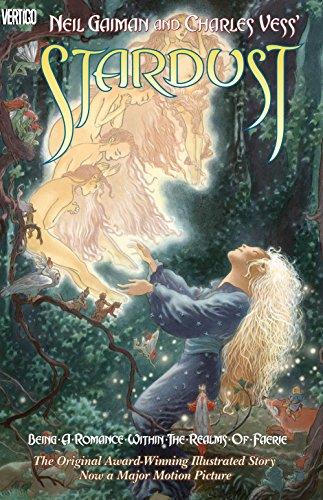 Neil Gaiman & Charles Vess Stardust TP por Neil Gaiman