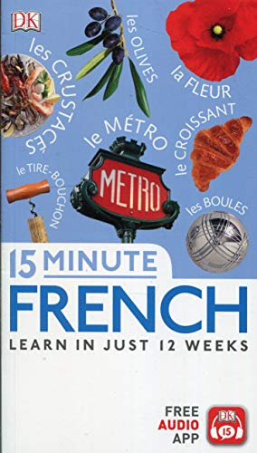 15 Minute French (Eyewitness Travel 15-Minute)