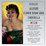 Allegro / Flower Drum Song / Cinderella [Import allemand]