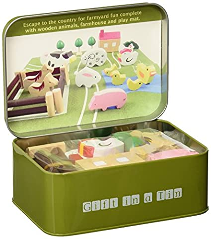 Apples to Pears Farm in a tin Coffret de jeu