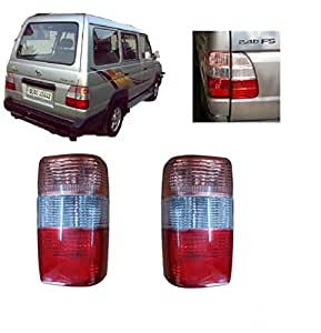 TOYOTA QUALIS TAIL LIGHT BACKLIGHT ASSEMBLY - TYPE 2 - RIGHT SIDE