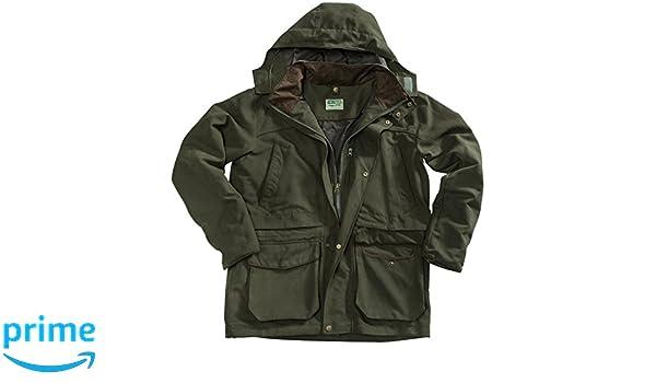 55ef422f3d5fd Hoggs of Fife Kincraig Field Jacket: Amazon.co.uk: Clothing