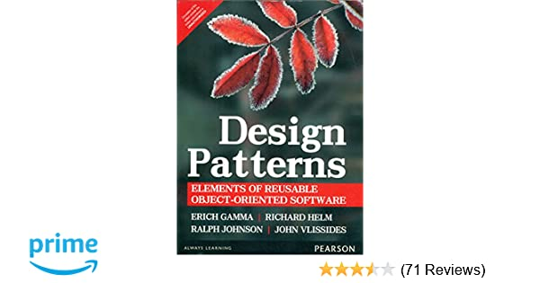 Buy design patterns book online at low prices in india design buy design patterns book online at low prices in india design patterns reviews ratings amazon fandeluxe Choice Image