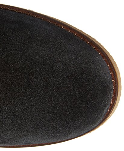 Caprice 26466, Bottes Classics hautes, doublure chaude femme Noir - Noir