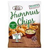 Eat Real Hummus Creamy Dill Flavoured Chips 135g