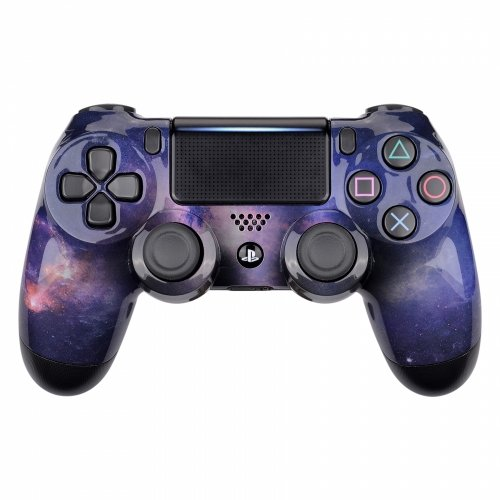 Galaxy Stars Modding PS4 Rapid Fire Controller für Alle Shooters, Cod 2. Weltkrieg & fortnite