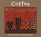Coffee 2016 Deluxe Wall Calendar