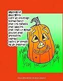 amusement Halloween livre de coloriage niveau facile pour les enfants pour adultes pour tout le monde utiliser pour décoration cadeau cartes de voeux ou de souvenir