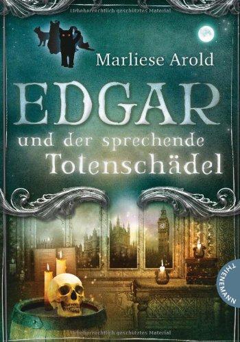 Buchseite und Rezensionen zu 'Edgar und der sprechende Totenschädel' von Marliese Arold