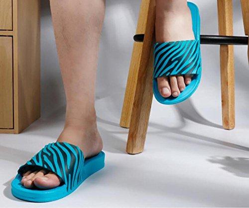 L'été, les nouvelles pantoufles de maison simple rayonnent le glissement de mots confortable sur les chaussures de loisir quotidien de sable frais 3