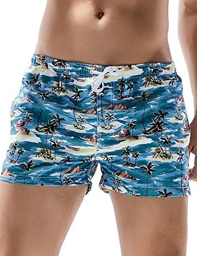 67173a97d19765 ... SEOBEAN Herren Badehose Badeshorts Board Shorts Strand Shorts 2917