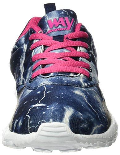 Beppi Sport Shoe, Chaussures de sport femme Bleu