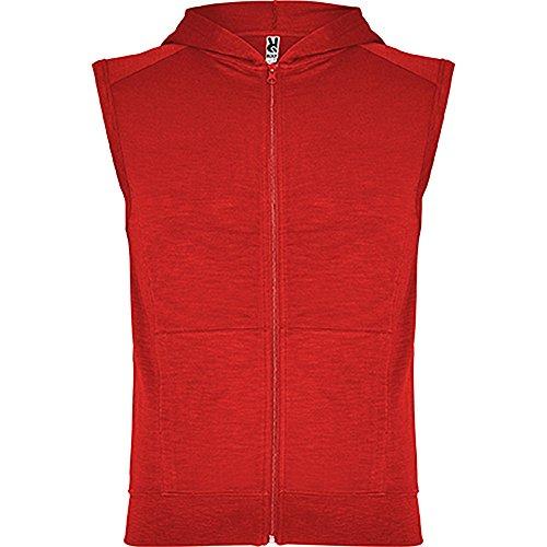 chaleco RHYS - Manteau sans manche - Homme Rouge