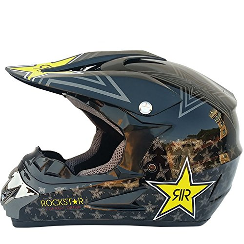 Adult Offroad Helm, Mountainbike, Beach Motocross Helm,B,L