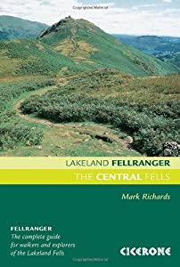 The Central Fells (Lakeland Fellranger) from Cicerone Press