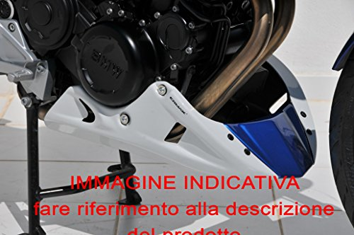 Nero Puig 5051N da parabrezza per BMW F800 R 2009-2014 media