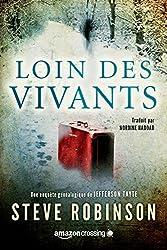 Loin des vivants (Une enquête généalogique de JEFFERSON TAYTE t. 2) (French Edition)