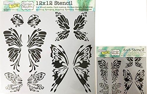 Butterfly Mini Flügel - The Crafter 's Workshop Set von