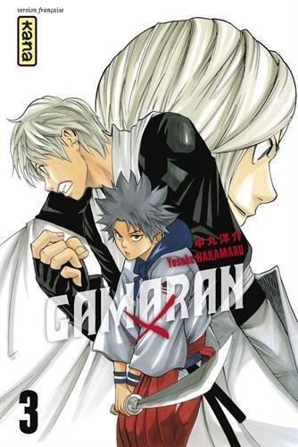 Gamaran Vol.3 par NAKAMARU Yôsuke