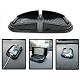 New Horrizon - In Car Dashboard Anti Slip Rubber Grip Mobile Phone Holder Skidproof Pad Mat GPS Sat Nav