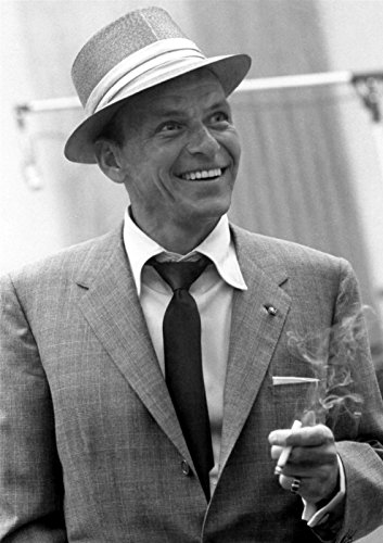 Sinatra Frank Poster (Frank-Sinatra-Poster, A4)