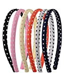 #9: Stol'n Kids Bow Hair Bands-Set of 6