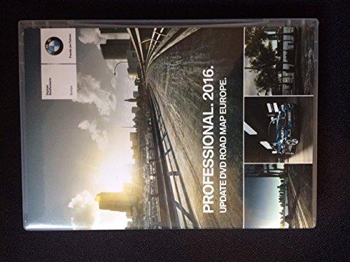 BMW Navigation Professional Europa 2017 65902448200 Strassenkarte DVD