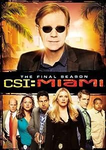 Csi: Miami: The Final Season [DVD] [Region 1] [US Import] [NTSC]
