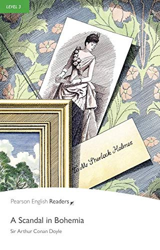Penguin Readers 3: Scandal in Bohemia Book & MP3 Pack (Pearson English Graded Readers) - 9781447925804
