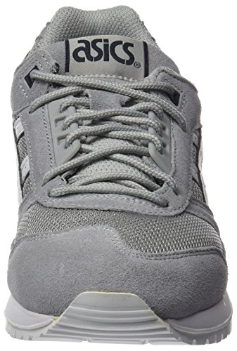 Asics Hn6a1, Baskets Basses Mixte Adulte Gris  (Varios colores)