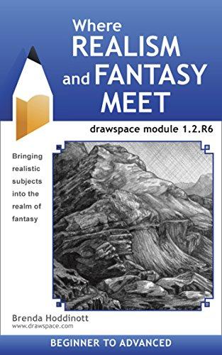 Where Realism and Fantasy Meet: drawspace module 1.2.R6 (English Edition) por Brenda Hoddinott