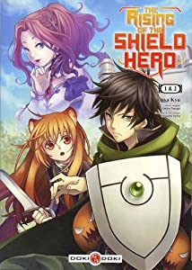 The Rising of the Shield Hero Edition écrin Tomes 1 et 2