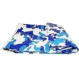 LFF- Wasserdichte Plane Camo Außenmehrzwecksonnenschutz, Sonnenschutz Tarp Blatt 200g / ㎡ (größe : 3X3m)